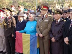 pensionari militari la protest puterea