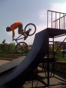 bicicleta role