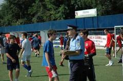 Astazi se da startul in Cupa Cartierelor la fotbal