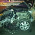 Opel accident