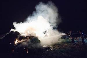 incendiu Furaje